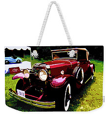Boys And Their Toys Weekender Tote Bag