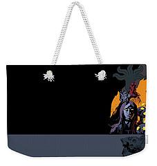 B.p.r.d. The Universal Machine Weekender Tote Bag