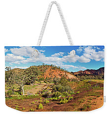 Weekender Tote Bag featuring the photograph Bracchina Gorge Flinders Ranges South Australia by Bill Robinson