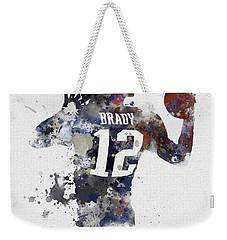 Brady Weekender Tote Bag by Rebecca Jenkins