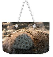 Brain Coral Splash Delray Beach Florida Weekender Tote Bag