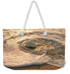 Brain Coral Swirl Delray Beach Florida Weekender Tote Bag