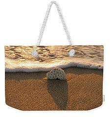 Brain Coral Wave Weekender Tote Bag