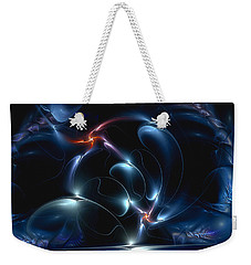 Brain Dancing Weekender Tote Bag