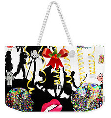 Brain Rewired Weekender Tote Bag