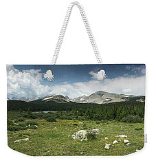 Brainard Lake Weekender Tote Bag