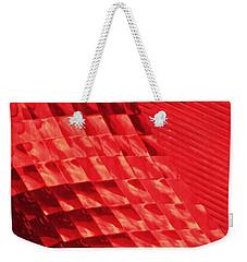 Brake Light 75 Weekender Tote Bag by Sarah Loft
