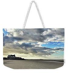 Brancaster Beach This Afternoon 9 Feb Weekender Tote Bag