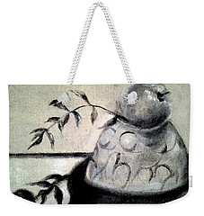 Branch Shadow Weekender Tote Bag