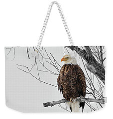 Branch With A View Weekender Tote Bag by Steve McKinzie