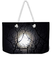 Branches To The Moon Weekender Tote Bag