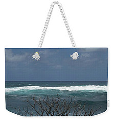Branches Waves And Sky Weekender Tote Bag