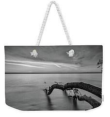 Branching Out - Bw Weekender Tote Bag