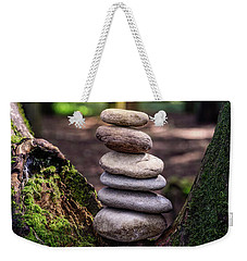 Weekender Tote Bag featuring the photograph Brand New Day by Marco Oliveira