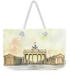 Brandenburger Tor, Berlin Weekender Tote Bag