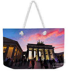 Branderburg Gate Weekender Tote Bag