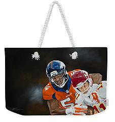 Brandon Marshall Weekender Tote Bag
