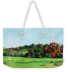 Beaver Valley Weekender Tote Bag