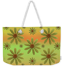Brass Corollas Weekender Tote Bag