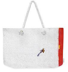 Brass Water Spicket Weekender Tote Bag