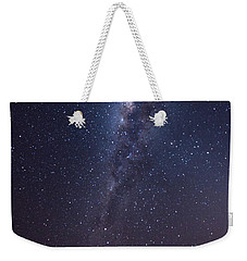 Weekender Tote Bag featuring the photograph Brazil By Starlight by Alex Lapidus