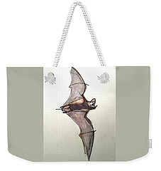 Brazilian Free-tailed Bat Weekender Tote Bag