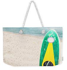 Brazilian Standup Paddle Weekender Tote Bag