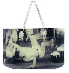 Break Dance Weekender Tote Bag
