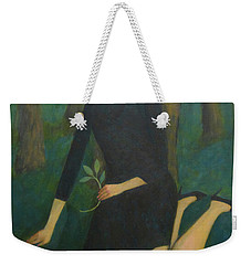 Break In The Evening Weekender Tote Bag