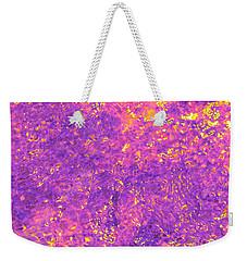 Break Through - Abstract Light Weekender Tote Bag