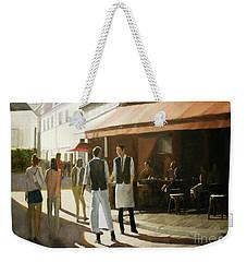 Break Time Weekender Tote Bag