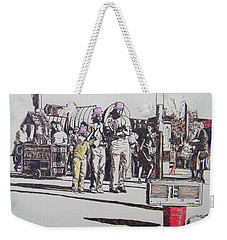 Breakdance San Francisco Weekender Tote Bag