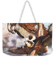 Breakfast In America Weekender Tote Bag