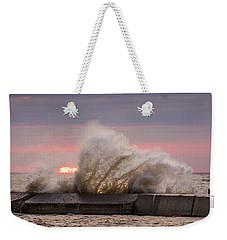 Breaking Views Weekender Tote Bag