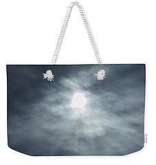 Breakthrough Sky Weekender Tote Bag