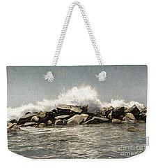 Breakwater 2 Weekender Tote Bag