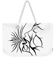 Breath Easy  Weekender Tote Bag