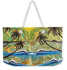 Breathe In Clarity  Weekender Tote Bag