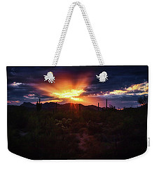 Weekender Tote Bag featuring the photograph Breathe by Rick Furmanek