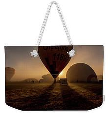 Breathe The Air Weekender Tote Bag by Jorge Maia