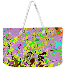 Breathing Color Weekender Tote Bag