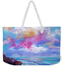 Breathtaking Weekender Tote Bag