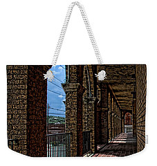 Breezway On The Baker Weekender Tote Bag