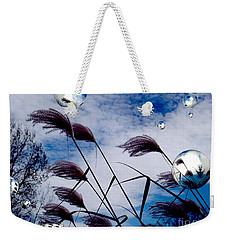 Breezy Weekender Tote Bag