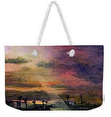 Brenda's Bay Weekender Tote Bag by Randy Sprout
