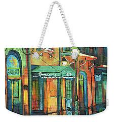 Brennan's Weekender Tote Bag