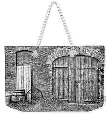 Brewhouse Door Weekender Tote Bag