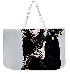 Brian May Of The Rock Group Queen Weekender Tote Bag