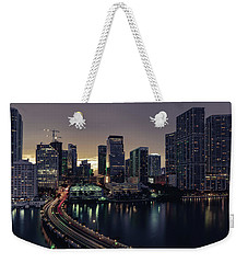 Brickell City Centre Weekender Tote Bag