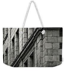 Bricks And Beauty Weekender Tote Bag